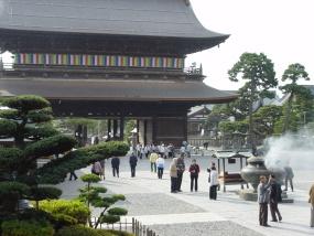 Zenkou-ji, Nagano