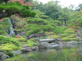 Yushien garden 1